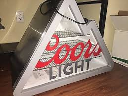 coors light mini fridge coors light mountain refrigerator fridge collectibles in the