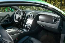 bentley gtc interior 2013 bentley continental gt speed first test motor trend