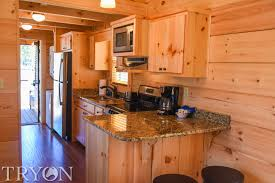 Beautiful Log Home Interiors West Glacier Montana Cabin Accommodations Koa Arafen