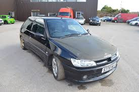 1998 s reg peugeot 306 gti 6 6 speed manual gearbox no vat