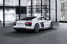 Audi R8 Grey - audi r8 v10 plus selection 24h revealed