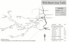 Estes Park Colorado Map Rocky Mountain Maps Npmaps Com Just Free Maps Period