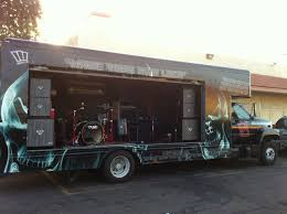 12 best mobile music stage images on pinterest dj trailers and