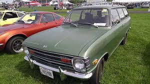 opel kadett 1971 opel kadett wagon youtube