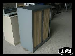 armoire metallique bureau occasion armoire métallique basse arféo pas cher armoire basse armoires
