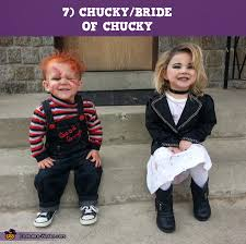 chucky doll costume for toddlers 8 last minute do it yourself halloween costume ideas for kids