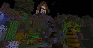 spooky texture top 10 best builds on the forum minetime