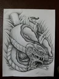 Snake Forearm - snake for my forearm by magnasicparvis on deviantart