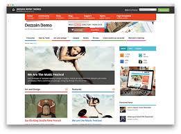 design magazine site 30 best free responsive magazine wordpress themes 2017 colorlib