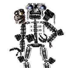 spooky skeleton png nightmare endo skeleton fan made by themuppetstonight on deviantart
