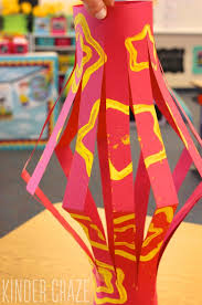 easy lantern craft for chinese new year