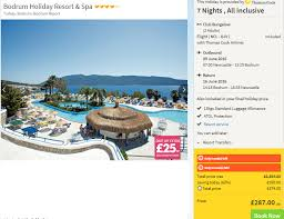 cook tenerife holidays all inclusive the best 2017