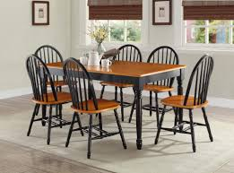 Oak Dining Room Table And 6 Chairs Solid Oak Dining Room Table And 6 Chairs Furniture Set Sale