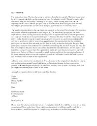 Formal Letter Of Resignation Template by How To Make A Resignation Letter Resignation Letters This Can You