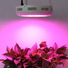 led grow light usa full spectrum ufo led grow light panel 60pcs 3w led chips 180w for
