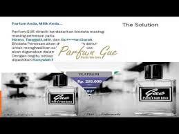 Parfum Gue line wa 0852 9509 7363 tsel parfum gue parfum gue bandung