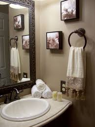 bathroom decor ideas guest bathroom decorating ideas pictures 12170