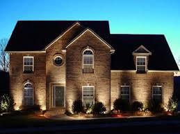 House Landscape Lighting Interesting Design House Outdoor Lighting Ideas Exterior Lights