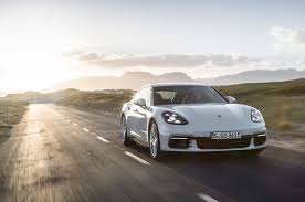 Porsche Panamera 4 E Hybrid 2017 Review By Car Magazine