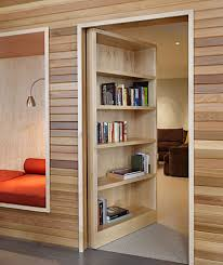 Wood Bookcase With Doors 14 Secret Bookcase Doors Always And Always Mysterious