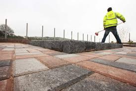 paving installation how to install paving barleystone paving