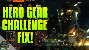 Challenge Not Working Black Ops 3 Gear Challenges Not Working How To Fix