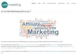 site du si e site du cours de web marketing d isabelle arvers iut st raphael