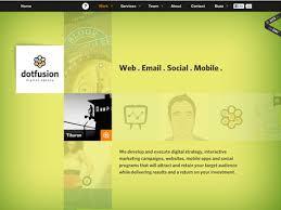 Design Firm Names 95 Inspiring Websites Of Web Design Agencies