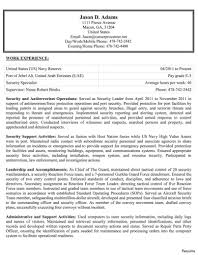 resume format for government professional government resume sles templates intended for sle