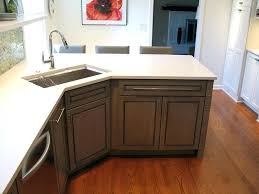 Corner Kitchen Sink Ideas Corner Kitchen Cabinet With Sink Corner Sinks In Kitchen