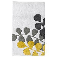 Yellow Bathroom Rugs Room Essentials Vine Bath Rug Coral 20x34 This Might Be