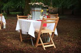 Hire Garden Table And Chairs Somerset Chair Hire