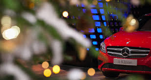 white lexus with red bow a car for christmas it really happens with a bow on top bloomberg