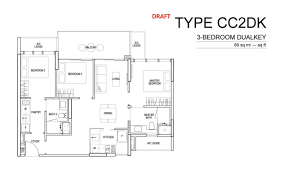 floor plan key sims drive urban oasis floor plan 3bedroom dual key mysgprop