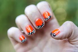 halloween nail art ideas styloss com