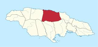 Blank Outline Map Of Jamaica by File Saint Ann In Jamaica Svg Wikimedia Commons