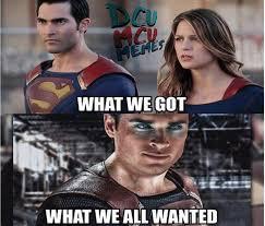 Superman Meme - 27 hilarious supergirl vs superman memes that you just can t miss