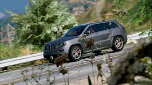 stanced jeep srt8 grand cherokee srt8 2013 gta5 mods com