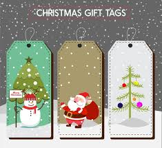 gift tag free vector 4 375 free vector for commercial