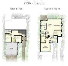 cal poly floor plans toscano midland pacific homes