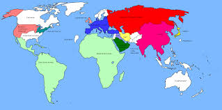 The Ghost Map What Happens To Canada In Ghost In The Shell Alternate History