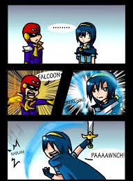 Falcon Punch Meme - falcon punch by chenkama on deviantart