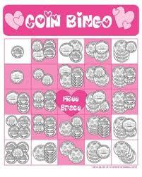 valentine u0027s day bingo cards adding coins 5 free cards for