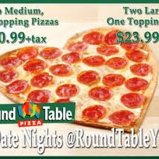 Round Table Pizza Atascadero Table Pizza Deals 28 Images Table Pizza Coupons Ch24 Table