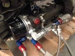 nissan 350z engine cover racecarsdirect com bi turbo nissan 350z engine vq35de