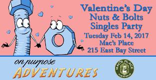 valentine raffle tickets valentine u0027s day nuts u0026 bolts singles party tickets downtown