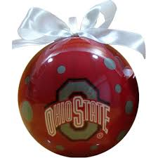 ohio state buckeyes college ornaments ncaa