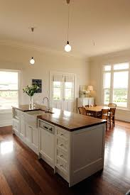 Kitchen Benchtop Designs Best 25 Timber Kitchen Ideas On Pinterest Large Kitchen Sinks