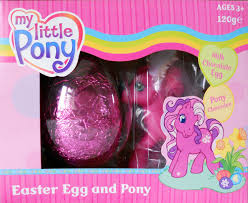 My Little Pony Easter Egg Decorations by G3 My Little Pony Cheerilee
