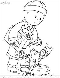 115 dessins de coloriage caillou à imprimer sur LaGuerchecom  Page 7